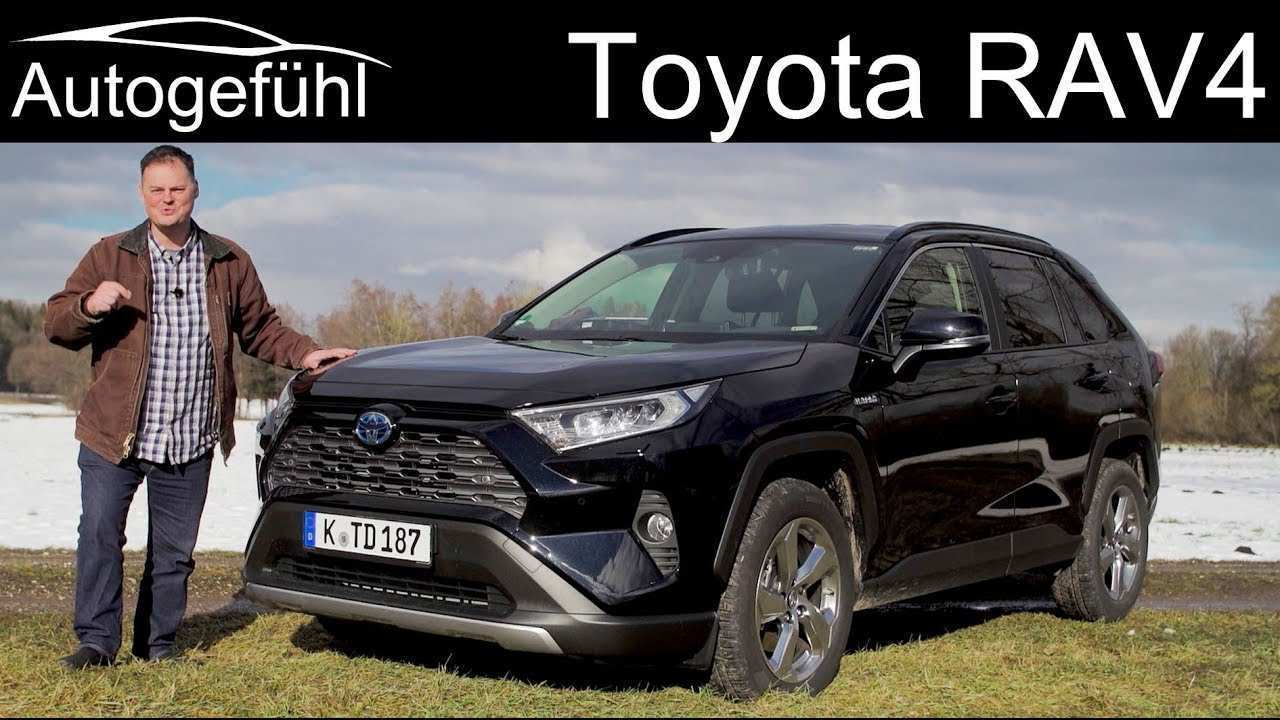 56 A 2020 Toyota Rav4 Hybrid New Review