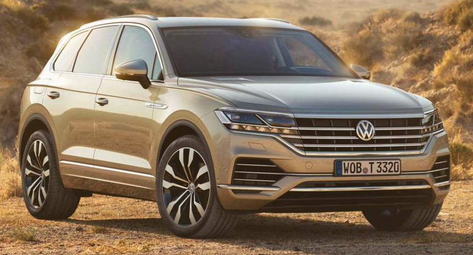 56 A 2020 VW Touareg Specs And Review