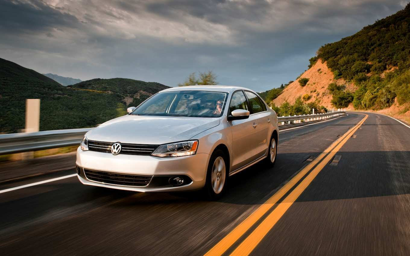 56 A 2020 Vw Jetta Tdi Speed Test
