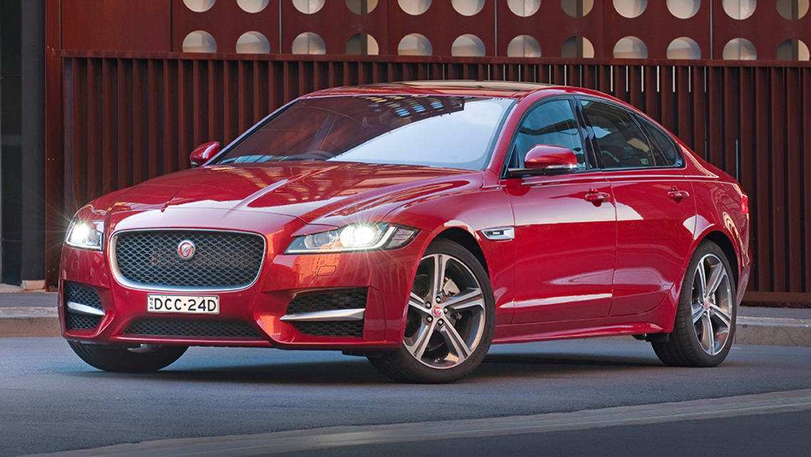 56 A Jaguar Xf Facelift 2019 Pricing