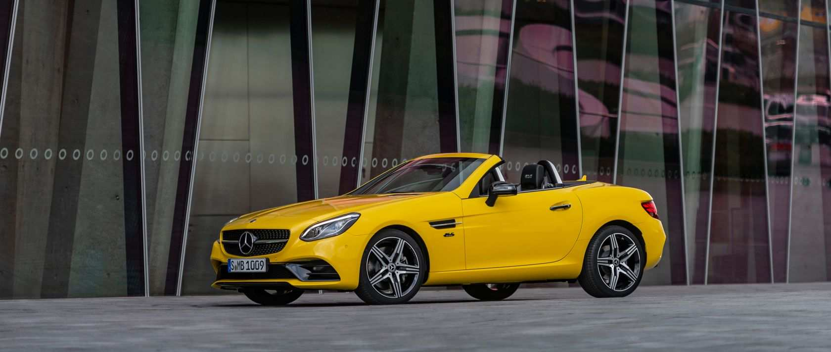 56 A Mercedes Slc 2019 New Model And Performance