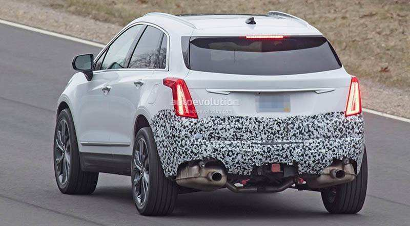 56 A Spy Shots Cadillac Xt5 Prices