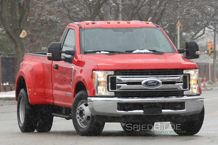 56 A Spy Shots Ford F350 Diesel Images