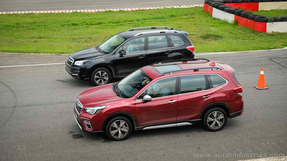 56 A Subaru Forester 2019 News Redesign