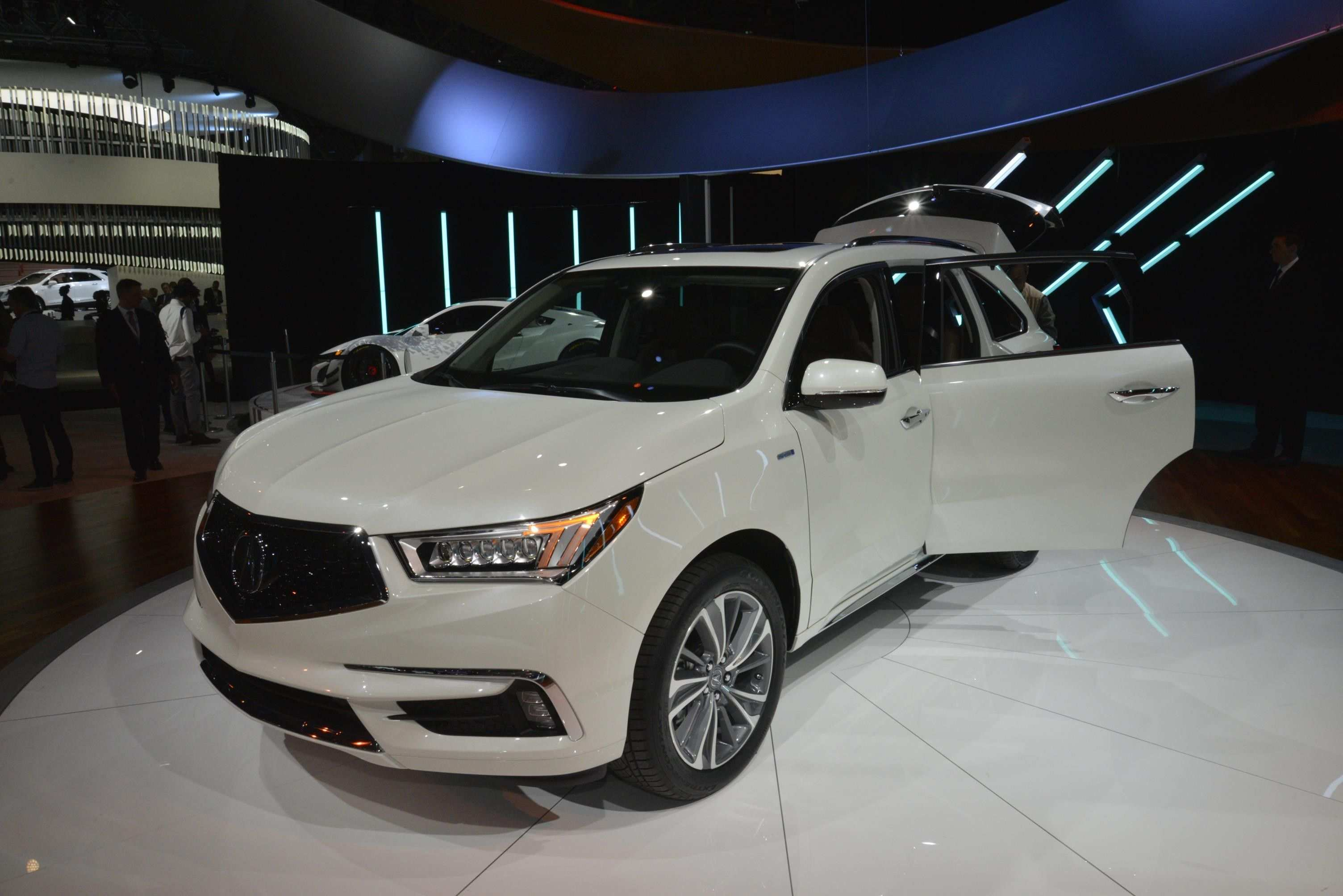 56 All New 2019 Acura Mdx Rumors Release