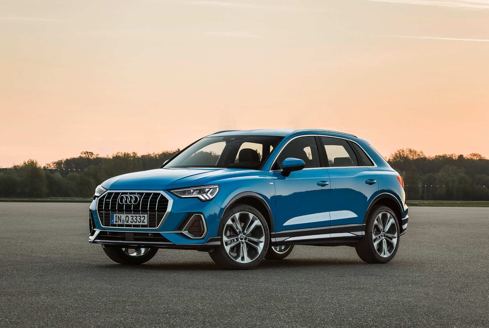 56 All New 2019 Audi Q3 Release Date And Concept