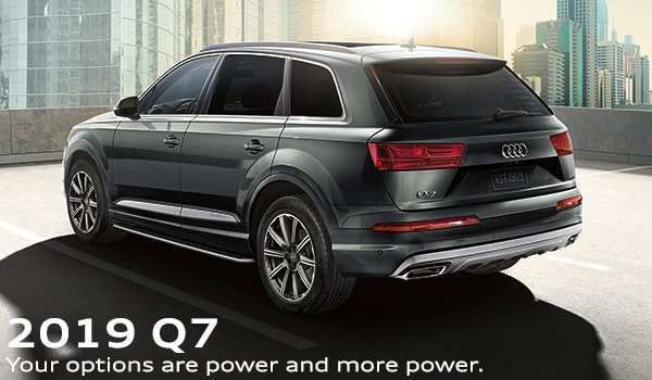56 All New 2019 Audi Q7 Configurations