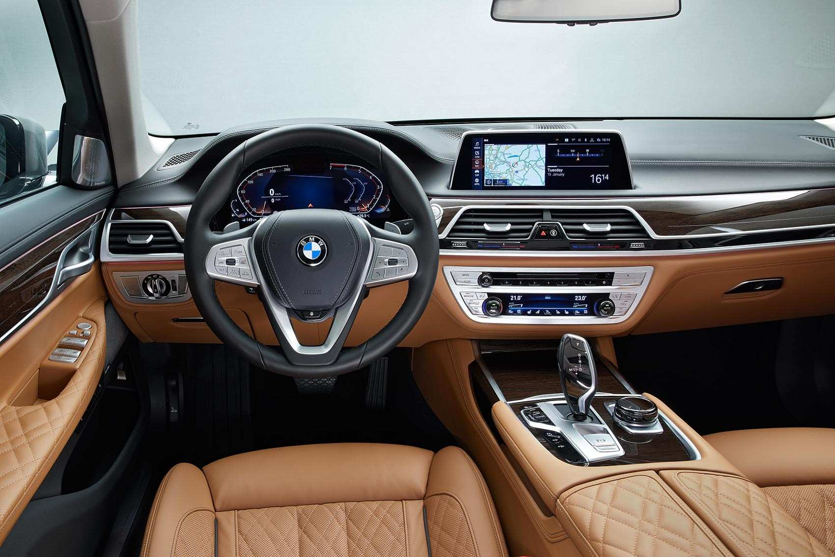 56 All New 2019 BMW 7 Series Concept And Review