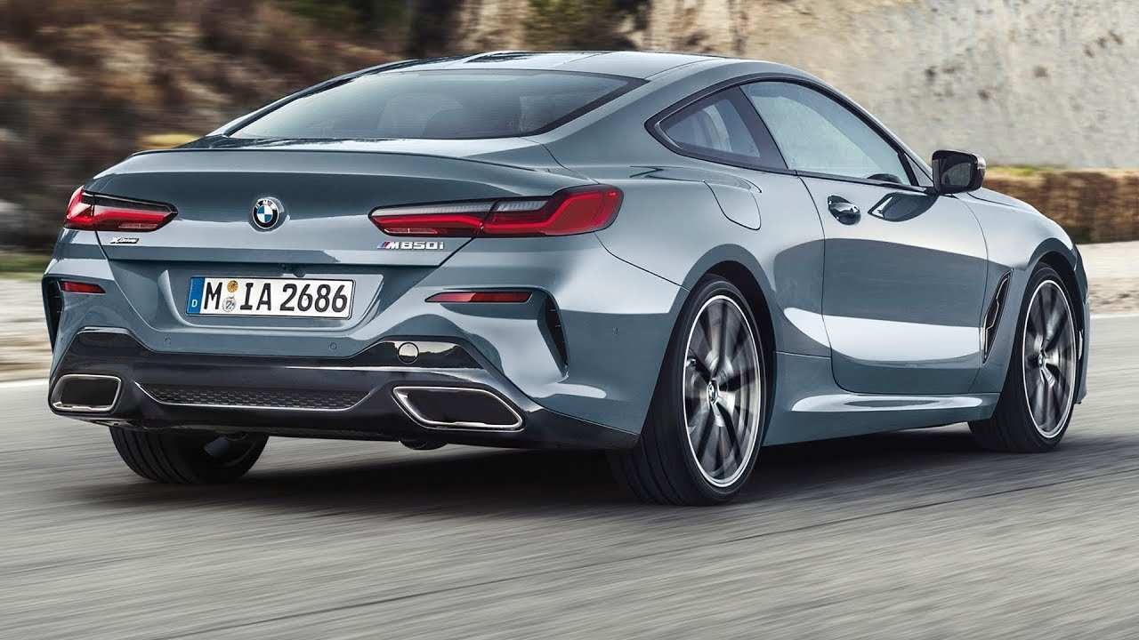 56 All New 2019 BMW M8 Exterior