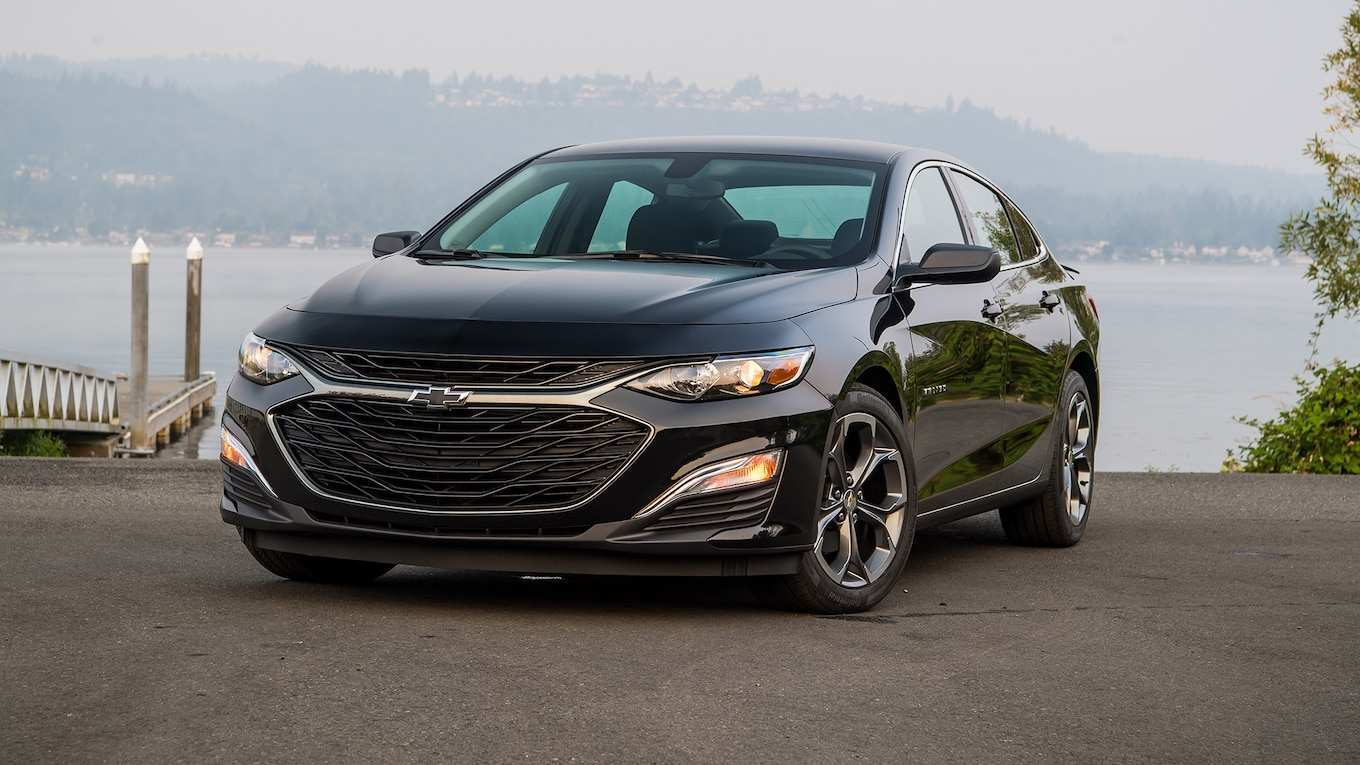 56 All New 2019 Chevy Malibu History