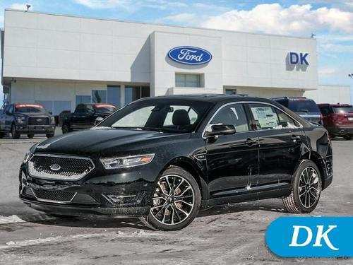 56 All New 2019 Ford Taurus Sho Performance