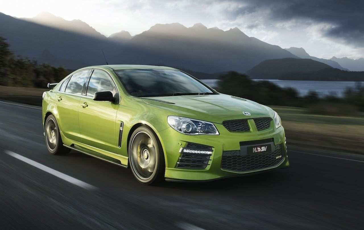 56 All New 2019 Holden Commodore Gts Concept