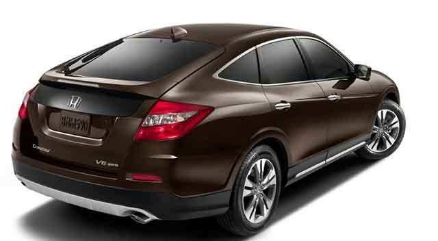 56 All New 2019 Honda Crosstour Images