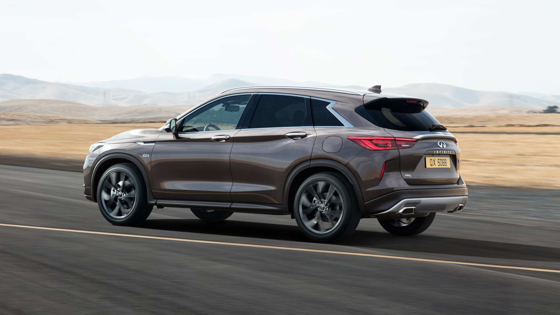 56 All New 2019 Infiniti QX50 Review