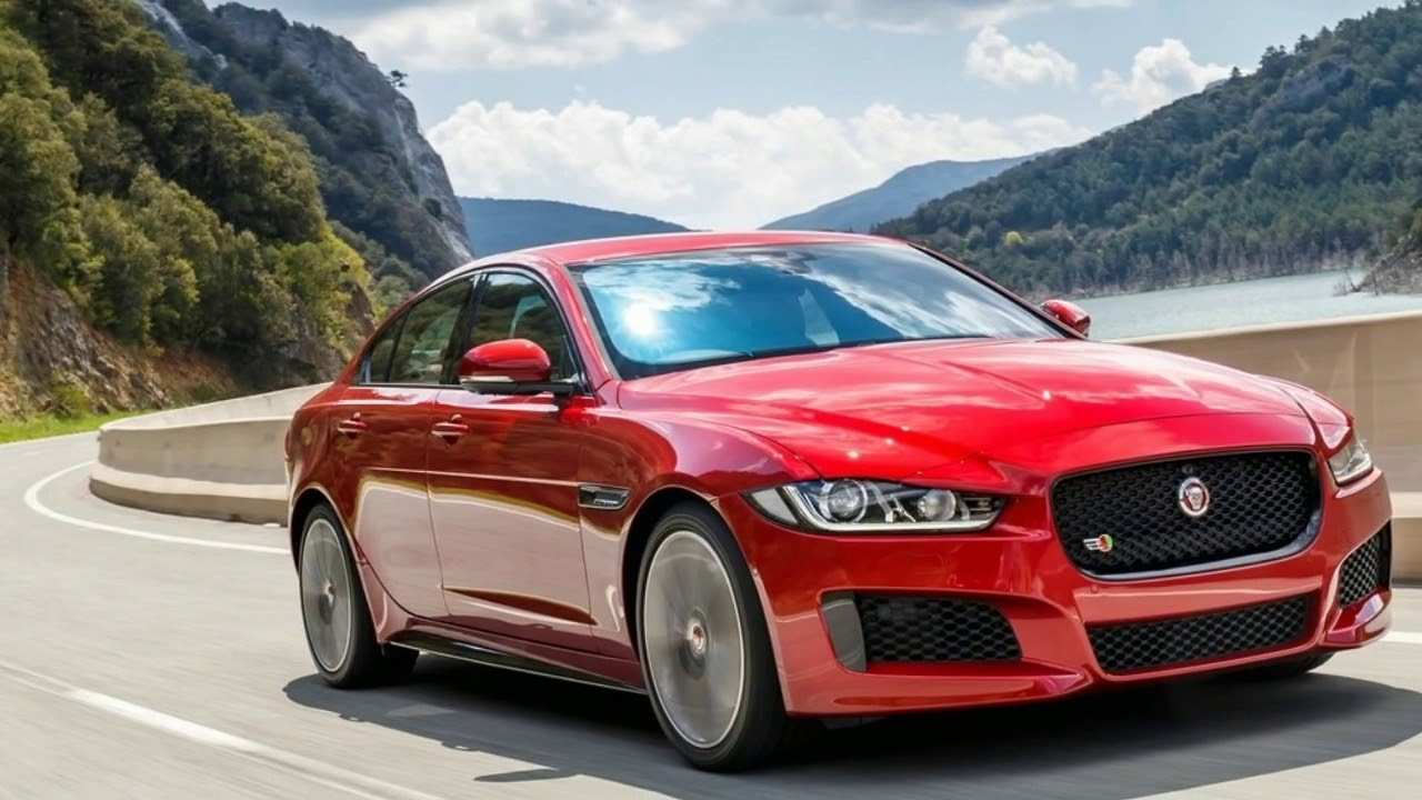 56 All New 2019 Jaguar Xe Svr Price Design and Review