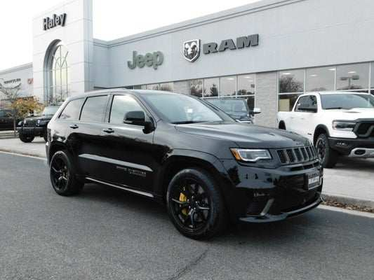 56 All New 2019 Jeep Grand Cherokee Trackhawk Redesign