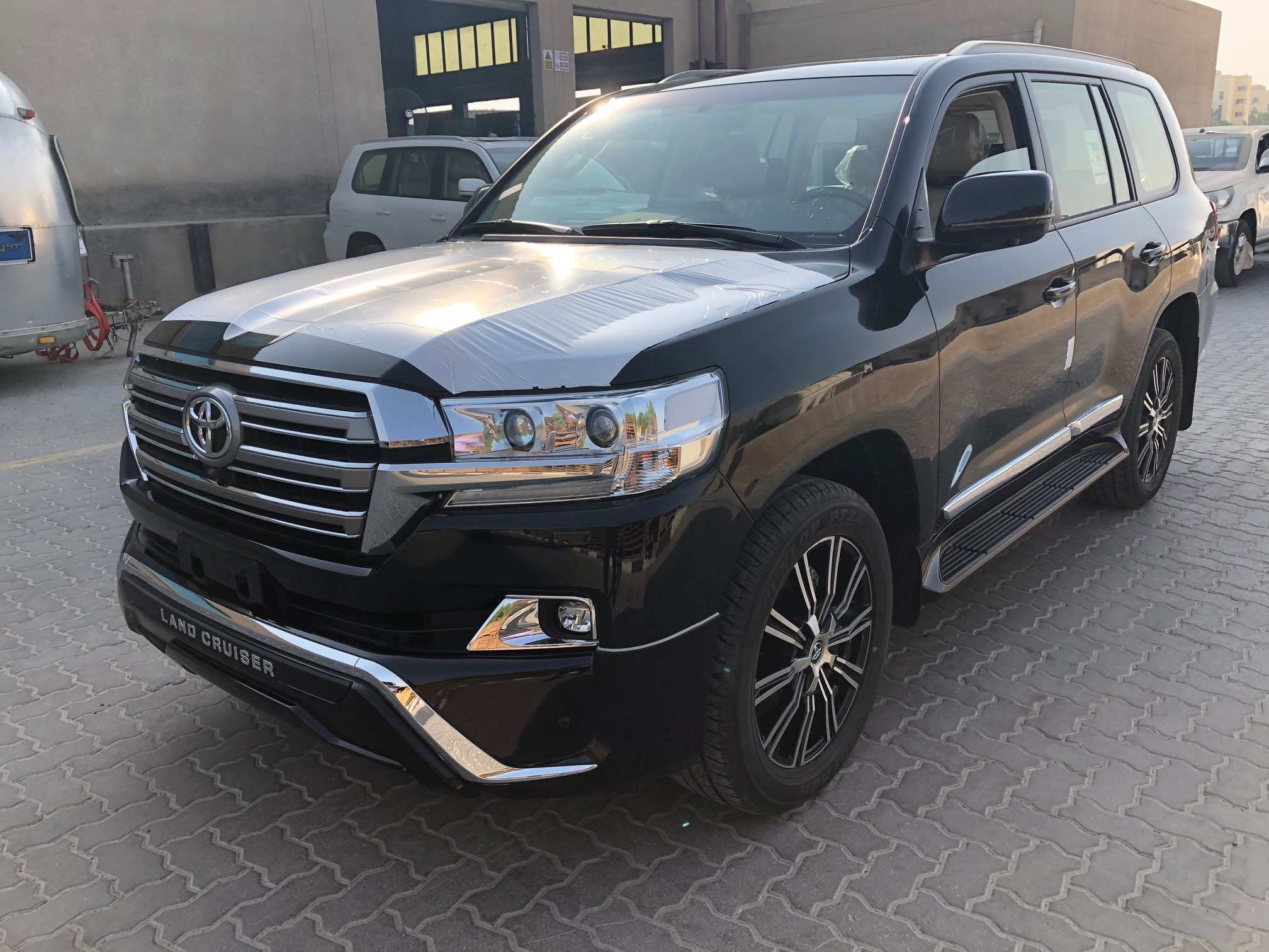 56 All New 2019 Land Cruiser Picture