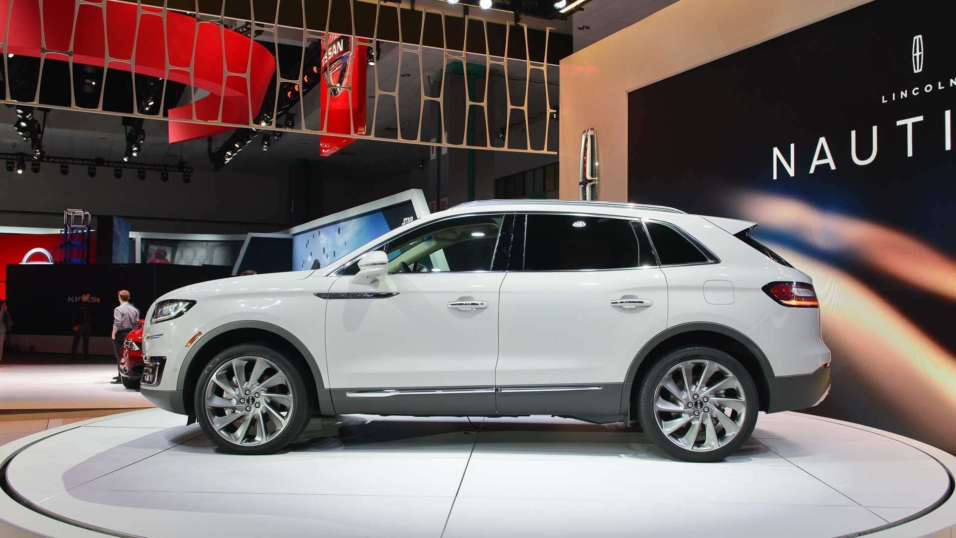 56 All New 2019 Lincoln MKX Configurations