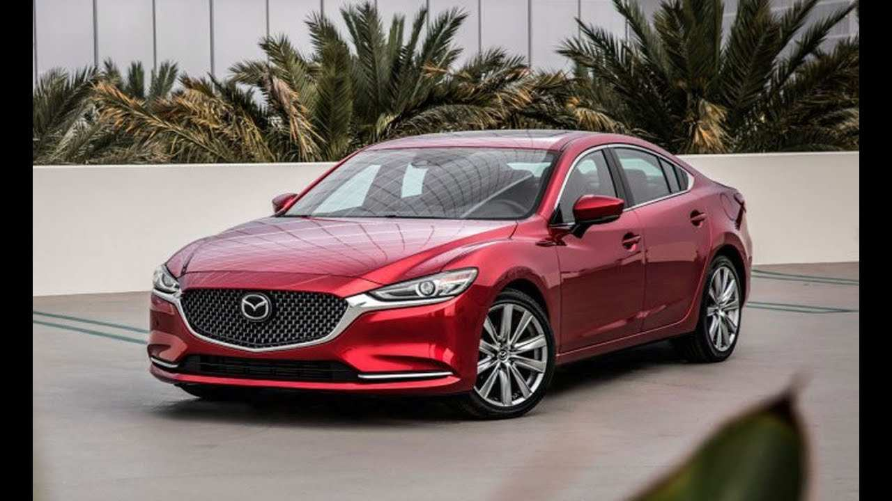 56 All New 2019 Mazda 6 Review And Release Date
