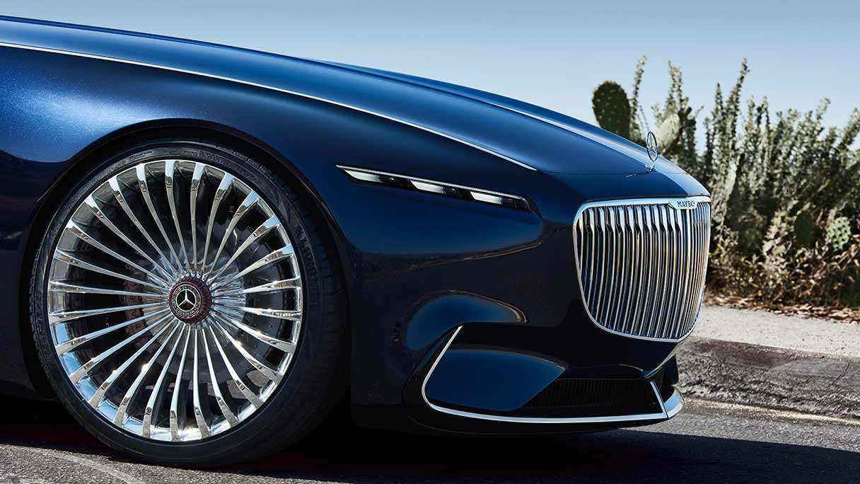 56 All New 2019 Mercedes Maybach 6 Cabriolet Price Engine