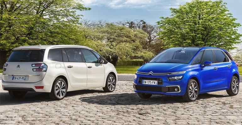 56 All New 2019 New Citroen C4 Overview