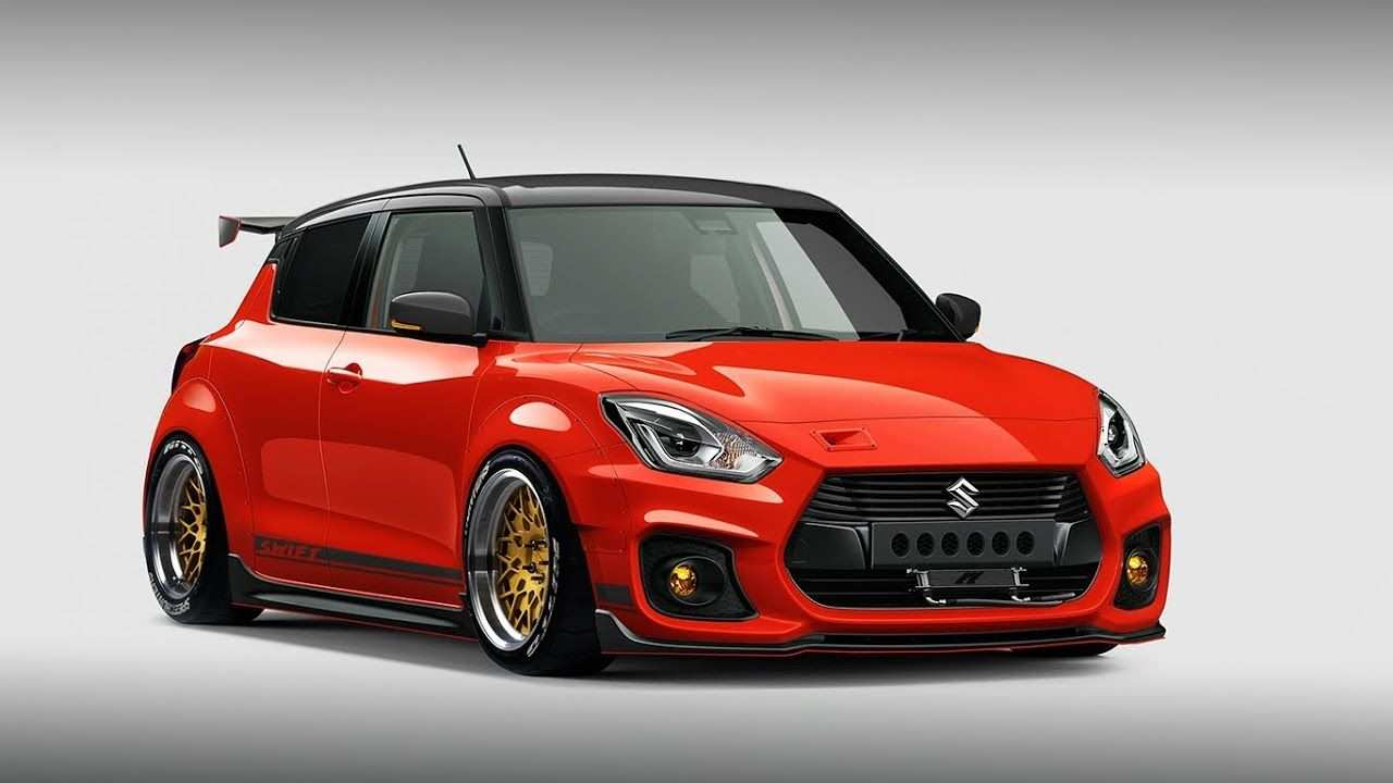 56 All New 2019 New Suzuki Swift Sport Review And Release Date