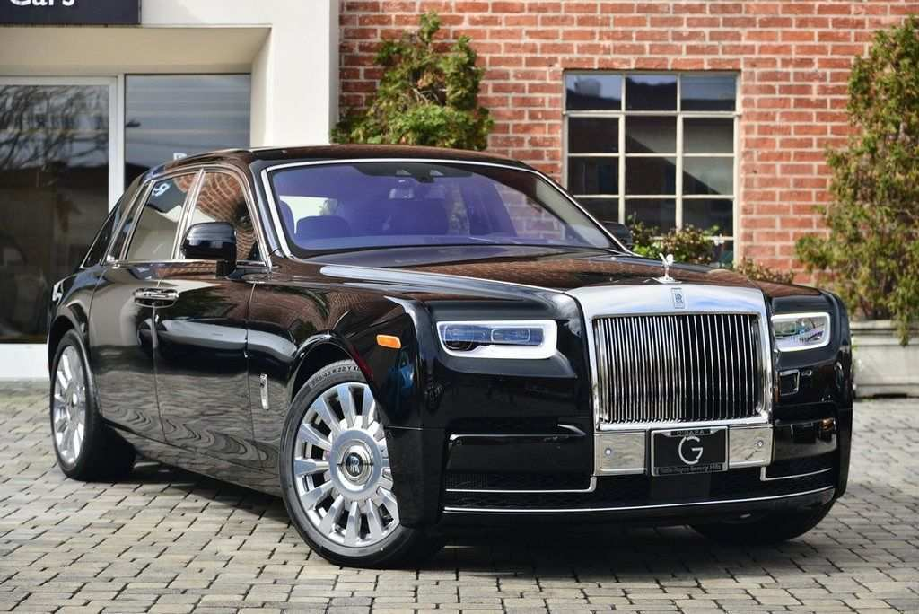 56 All New 2019 Rolls Royce Wraith Review And Release Date