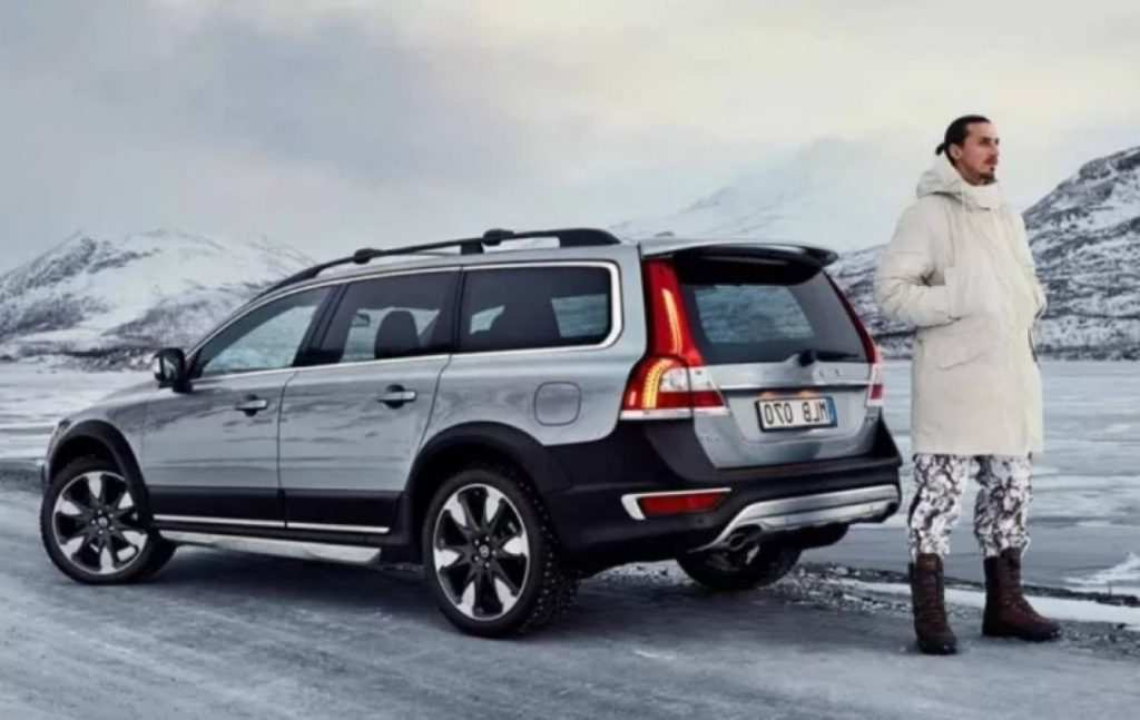 56 All New 2019 Volvo Xc70 Wagon Release