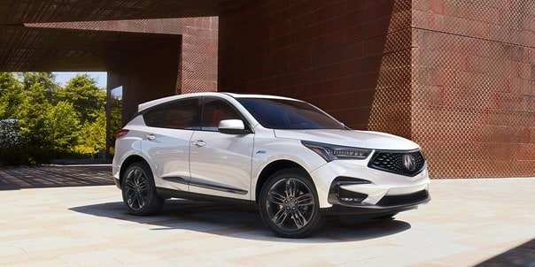 56 All New 2020 Acura RDX First Drive