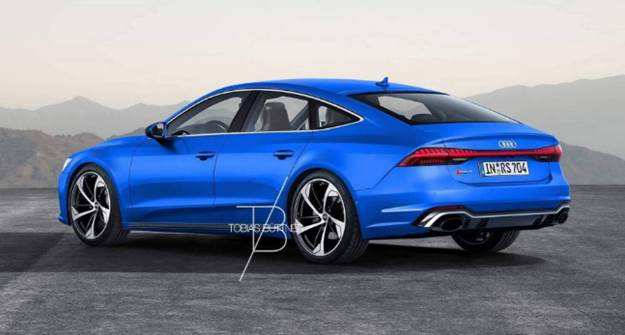 56 All New 2020 Audi Rs7 Specs And Review