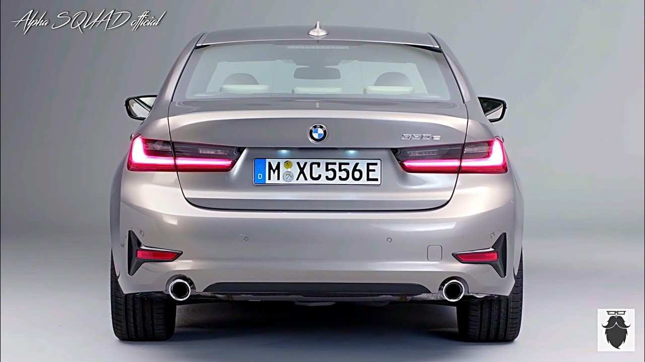 56 All New 2020 BMW 3 Series Edrive Phev Model