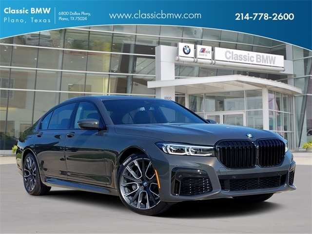 56 All New 2020 BMW 7 Series Perfection New Release