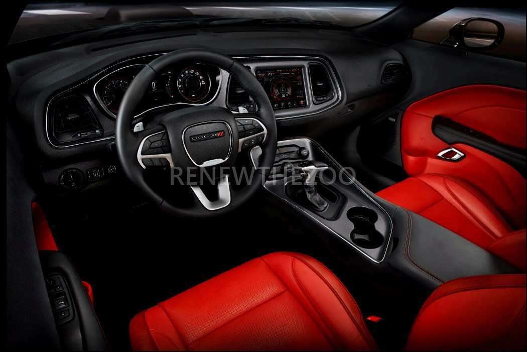 56 All New 2020 Dodge Charger Interior Specs And Review