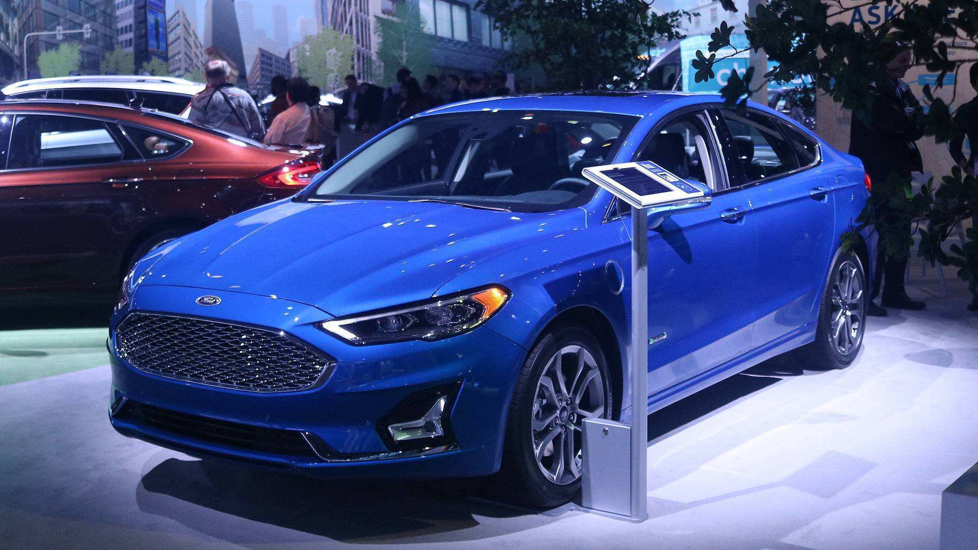 56 All New 2020 Ford Fusion Energi Performance And New Engine