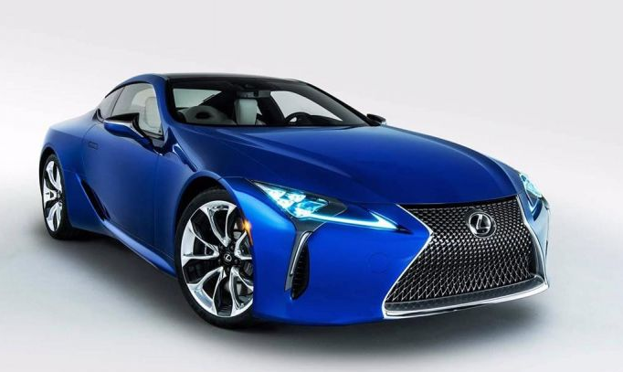56 All New 2020 Lexus Lf Lc Specs