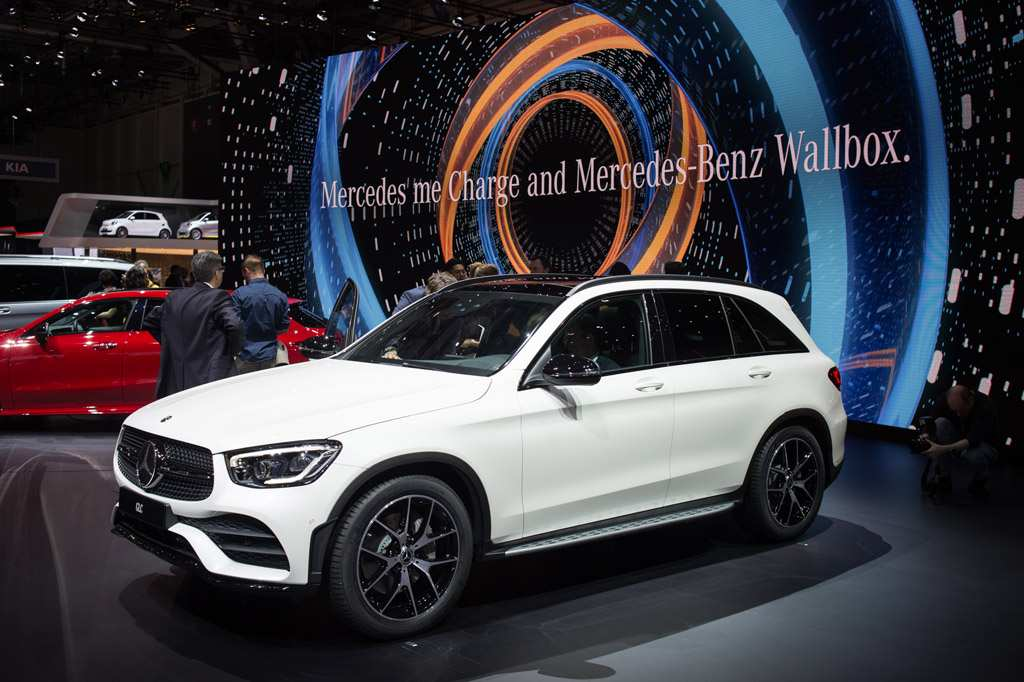56 All New 2020 Mercedes Glc Spesification