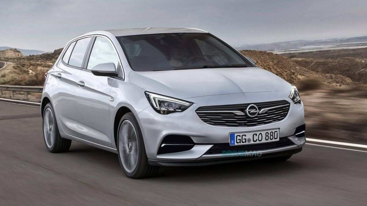 56 All New 2020 Opel Astra Speed Test