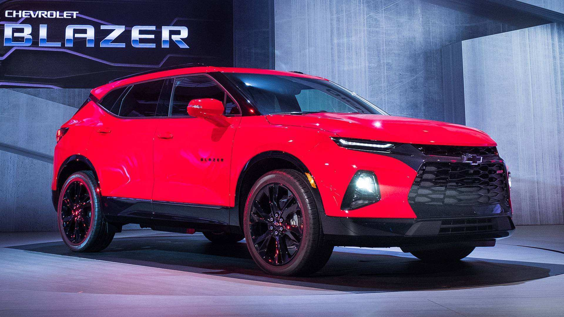 56 All New 2020 The Chevy Blazer Performance