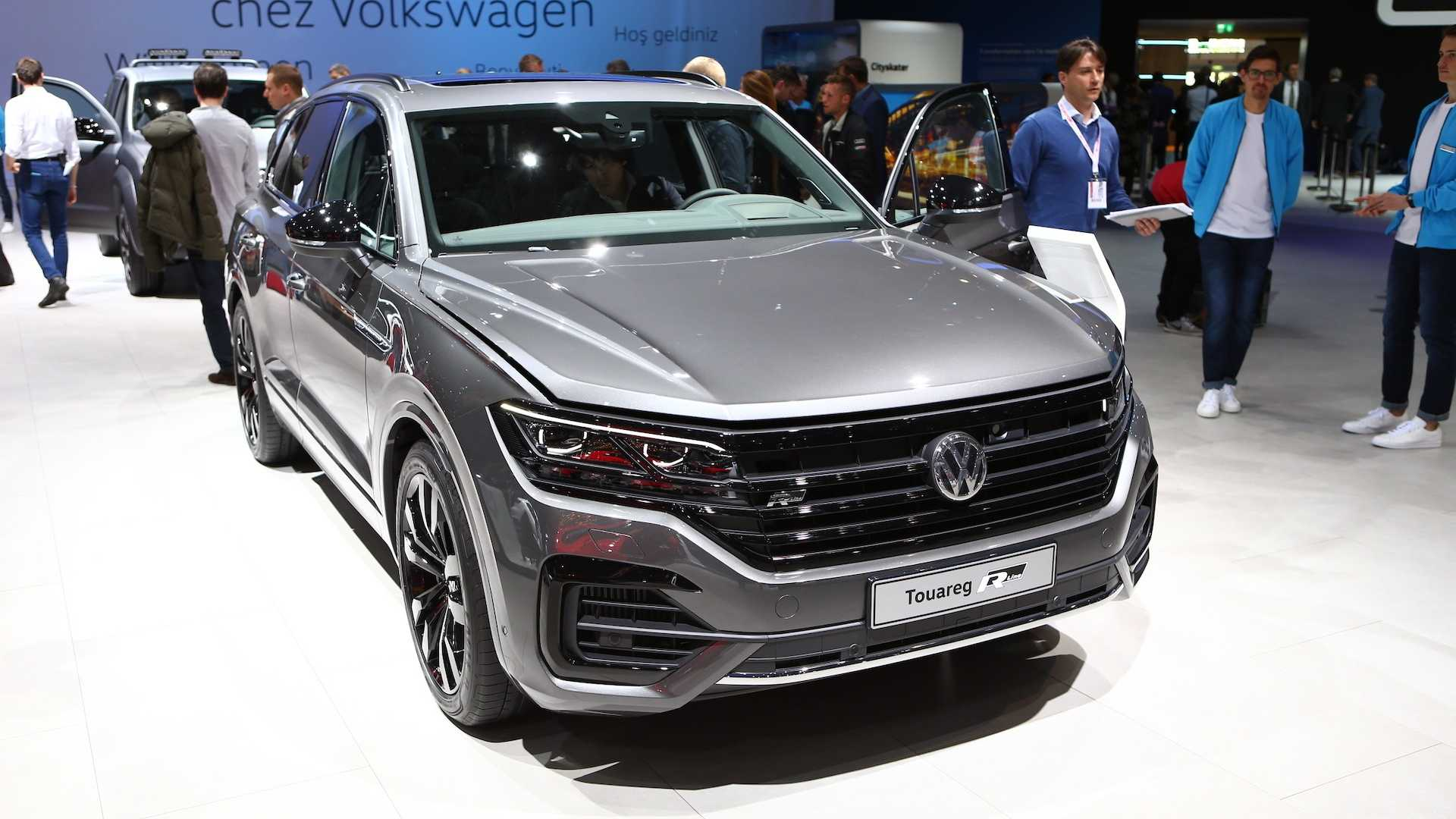 56 All New 2020 Volkswagen Touareg Research New