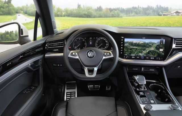 56 All New 2020 Vw Touareg Tdi Price And Review