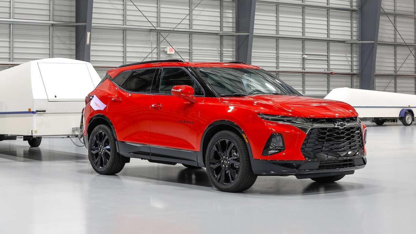 56 All New Chevrolet Blazer Xl 2020 Ratings