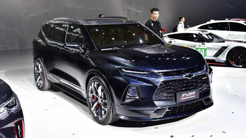 56 All New Chevrolet Blazer Xl 2020 Wallpaper