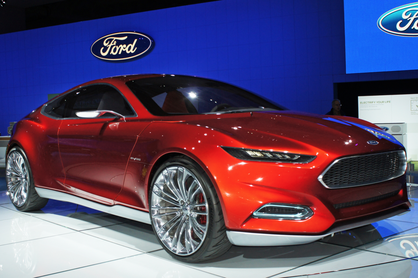 56 All New Ford Ev 2020 Performance And New Engine