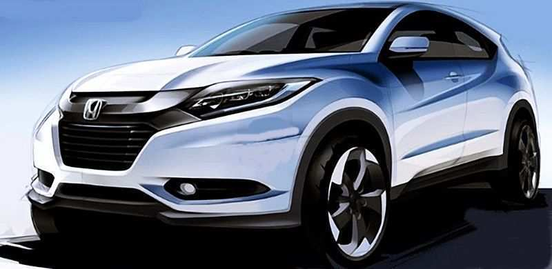 56 All New Honda Vezel 2020 Model Review And Release Date