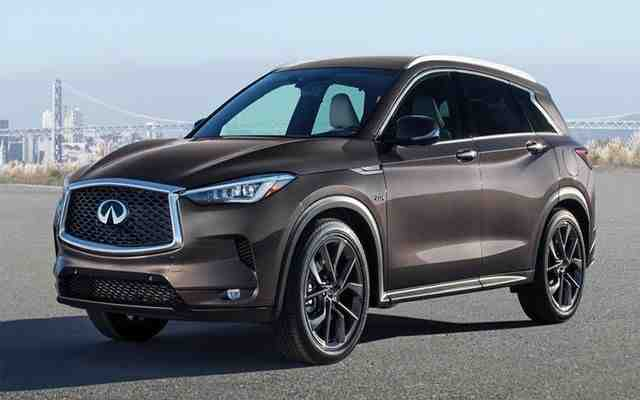 56 All New Infiniti Auto 2020 Engine