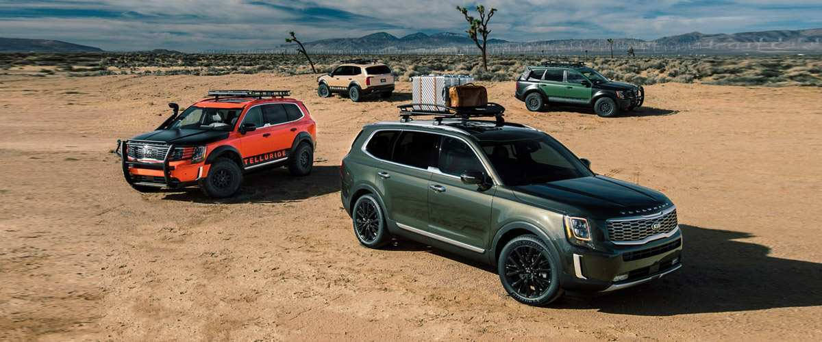 56 All New Kia Lineup 2019 Redesign And Review