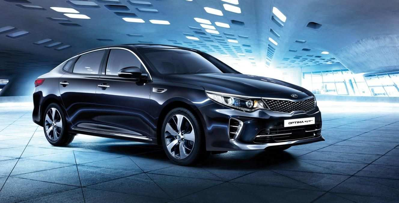 56 All New Kia Optima 2020 Release Date Configurations