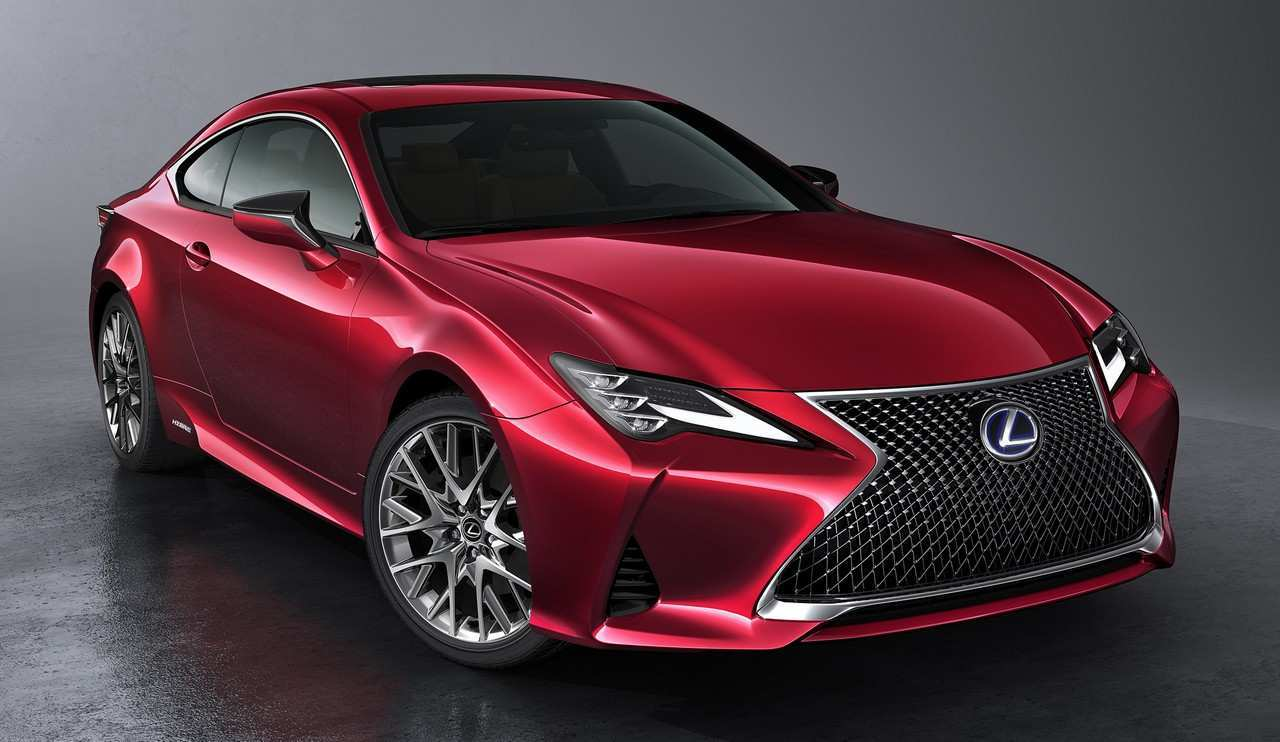 56 All New Lexus 2019 Coupe Pricing