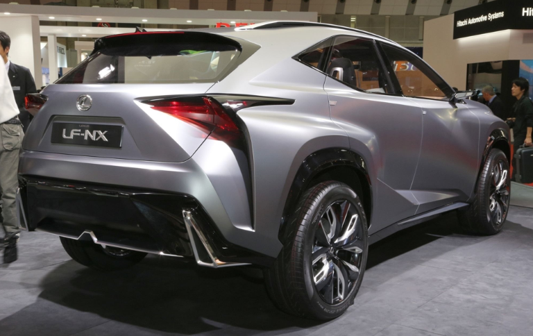 56 All New Lexus Nx 2020 News Specs