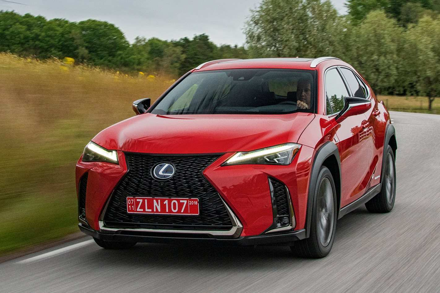 56 All New Lexus Ux 2019 Price Price Design And Review
